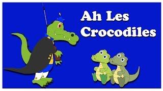 Ah Les Crocodiles | Chanson enfantine | Française Comptines