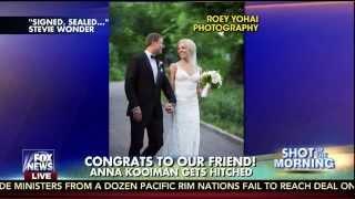 Anna Kooiman Marries Tim Stuckey
