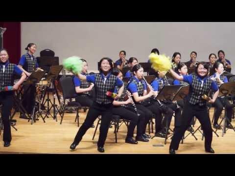 日本中央出水高校 鼓聲若響