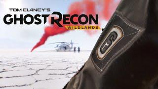 Ghost Recon Wildlands - Rainbow Six Siege Teaser Trailer