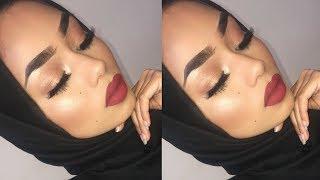 Golden glow summer makeup tutorial | Sabina Hannan