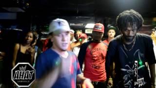 Hectic Da Backpacka vs Jamo   Hosted By Miltown Bloe   AHAT Louisville   Cloud 9ine 2   Rap Battle