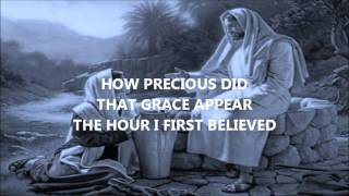 Amazing Grace by Carrie Underwood with Lyrics