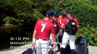 A Day in the Life: 15U National Team