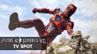 "Power Rangers (2017 Movie) Official TV Spot – ""Power"""