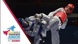 [Juniors Men –45kg FINAL] 2018 WORLD TAEKWONDO JUNIOR CHAMPIONSHIPS