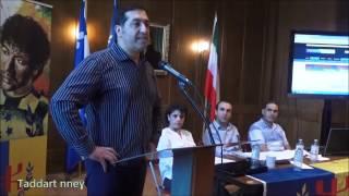 Lancement du Projet Parlement Kabyle, Intervention de M  Karim Achab