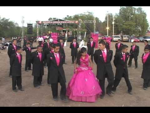 Xv Años de Maria Del Carmen Bailes Sorpresas .mp4