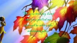 Where the sunbeams play lyrics-Tinker Bell