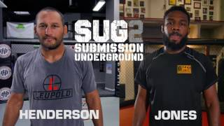 Jon Jones - Dan Henderson Head 2 Head