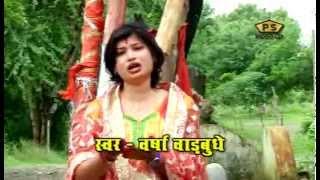 Beti Pati Ghar Jana (Doli) - Akhiyo Me Bas Gai Ladli Maa - By Varsha Balbudhe