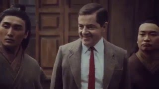 Mr Bean Kung Fu Master Assassin   Snickers Adverts Compilation