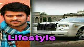 Prabhas Earning, Net Worth, Cars, House And Luxurious Lifestyle | Baahubali - 2 | Prabhas |