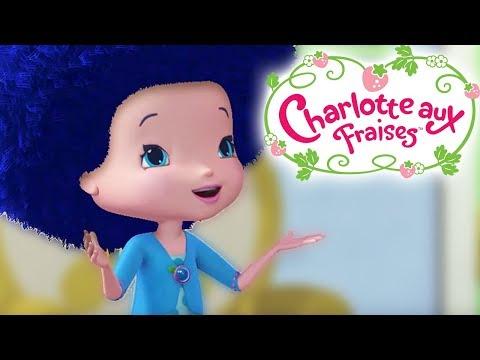 Charlotte Aux Fraises 🍓 Une politesse envahissante 🍓 Dessin Animé Aventures à Fraisi Paradis