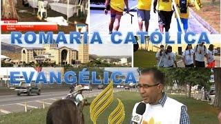 EVANGÉLICOS SE UNEM Á ROMARIA DE APARECIDA