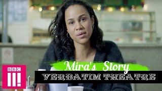 Surviving Sex Trafficking   Zawe Ashton As Mira