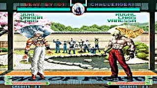 THE KING OF FIGHTER 2002 OMEGA PLUS HACK CON PODERES MODIFICADOS para su emulador Fba4droid