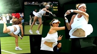 Tennis Players Outraged Over Nike's Skimpy Wimbledon Outfit