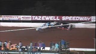 Tazewell Speedway Flip and Fights 7 24 10