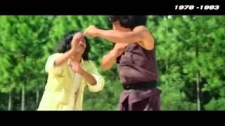 Джеки Чан   Jackie Chan   лучшие моменты с 1978 по 1983 гг