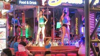 Phuket Night Scenes - Vlog 273