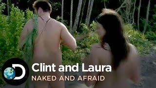 Clint and Laura Get Attacked by Sandflies | Naked and Afraid