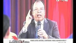 ILC TV ONE : SEPERTI ORANG BERONANI Kata Pengacara Keluarga SBY