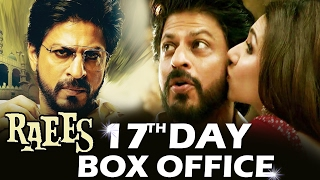 Download Shahrukh's RAEES - 17th DAY BOX OFFICE COLLECTION - STEADY 3Gp Mp4