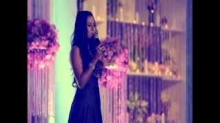 Angela Rebello Anchor Wedding Emcee Reception