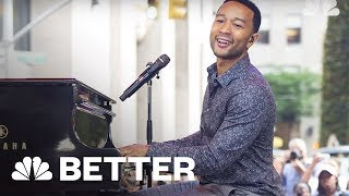 John Legend: How I Considered Playing The Role Of Jesus | Better | NBC News