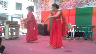 Pohela Boishakh dance (baje re baje dhol aar dhak)
