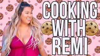 COOKING WITH REMI | cookies & muffins!!