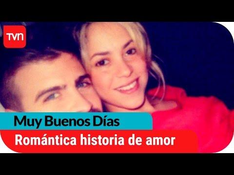 Xxx Mp4 La Romántica Historia De Amor De Shakira Y Piqué Muy Buenos Días 3gp Sex