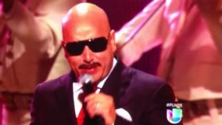 Lupillo Rivera Homenaje a Jenny Rivera Premio lo Nuestro 2013