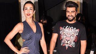 Rumoured Couple Malaika Arora And Arjun Kapoor Party Together At Gauri Khan