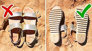 13 MUST-KNOW BEACH HACKS THAT'LL SAVE YOUR SUMMER