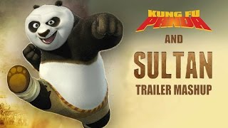 SULTAN meets KUNG FU PANDA | Trailer Mashup | 2016 | Funny Video