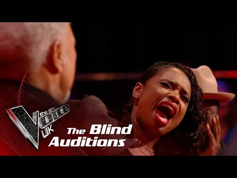 Jennifer Hudson and Tom Jones Perform 'Never Loved A Man': Blind Auditions | The Voice UK 2018