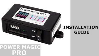 BlackVue Power Magic Pro – Installation Guide