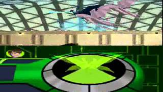 Ben 10 Ultimate Alien Cosmic Destruction Ds Walkthrough Part 2 Paris