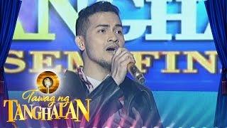 Tawag ng Tanghalan: Froilan Canlas   Sana Ay Ikaw Na Nga (Round 5 Semifinals)