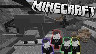 [GEJMR] Nová minihra na Minecraft Realms - Downtown Destruction