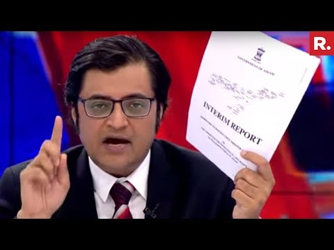 Assam Run Over By Bangladeshis | The Debate With Arnab Goswami
