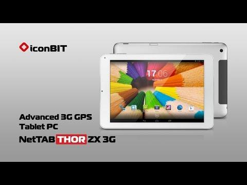 iconBIT NetTAB THOR ZX 3G. Официальный обзор 9