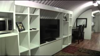 Doomsday Preppers Go Upscale With Luxury Bunkers