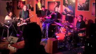 """CLAIRE MICHAEL QUARTET """"WHAT IS THE LIE"""" LIVE IN OPAVA 2011"""