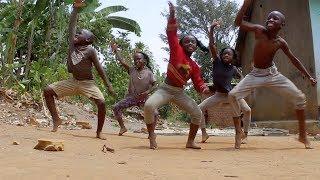 Masaka Kids Africana Dancing to Koona