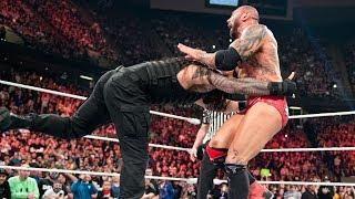 The Shield vs. Evolution - Six-Man Tag Team Match: Extreme Rules 2014