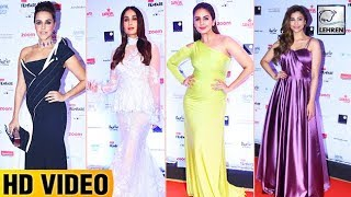 Worst Dressed Actresses At Filmfare Glamour And Style Awards 2017 | LehrenTV