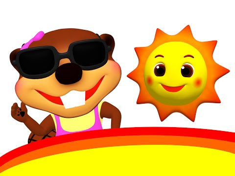 Sunny Songs for Kids It s Rainy Song & More ESL Weather Songs & Lessons Spanish Learning